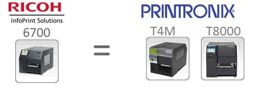 Impresora Infoprint 6700