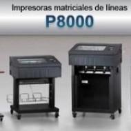 Printronix P8000