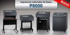 Impresora Printronix P8000