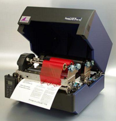 impresora térmica 2 colores MICROPLEX LOGIJET TC8