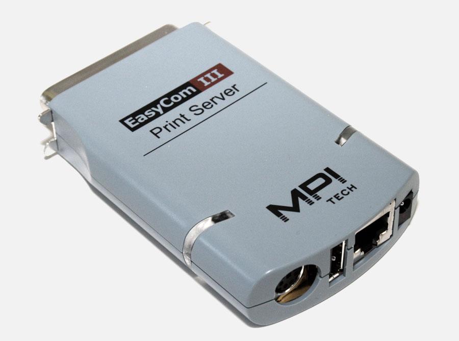 EasyCom III IPDS Servidor de impresión