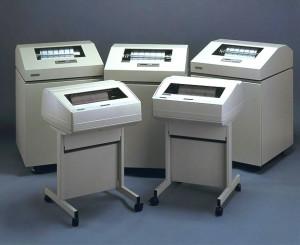 impresoras de ocasión printronix Serie P5000