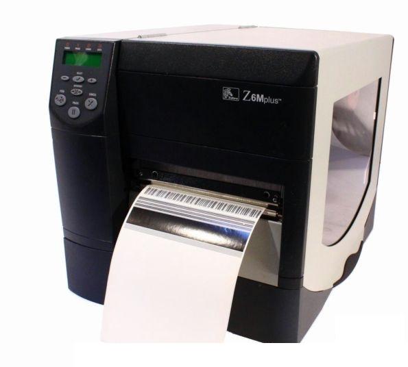 Impresora Zebra Z6M